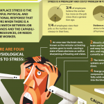 Workplace Stress Infographic: Signs, Causes & Treatment