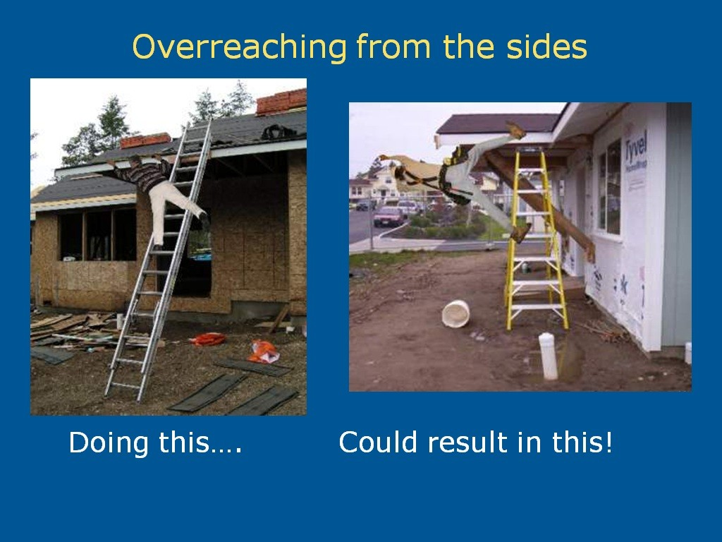 Atlantic Training's Ladder Safety Training PowerPoint