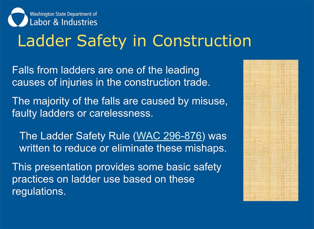 atlantic training s ladder safety training powerpoint