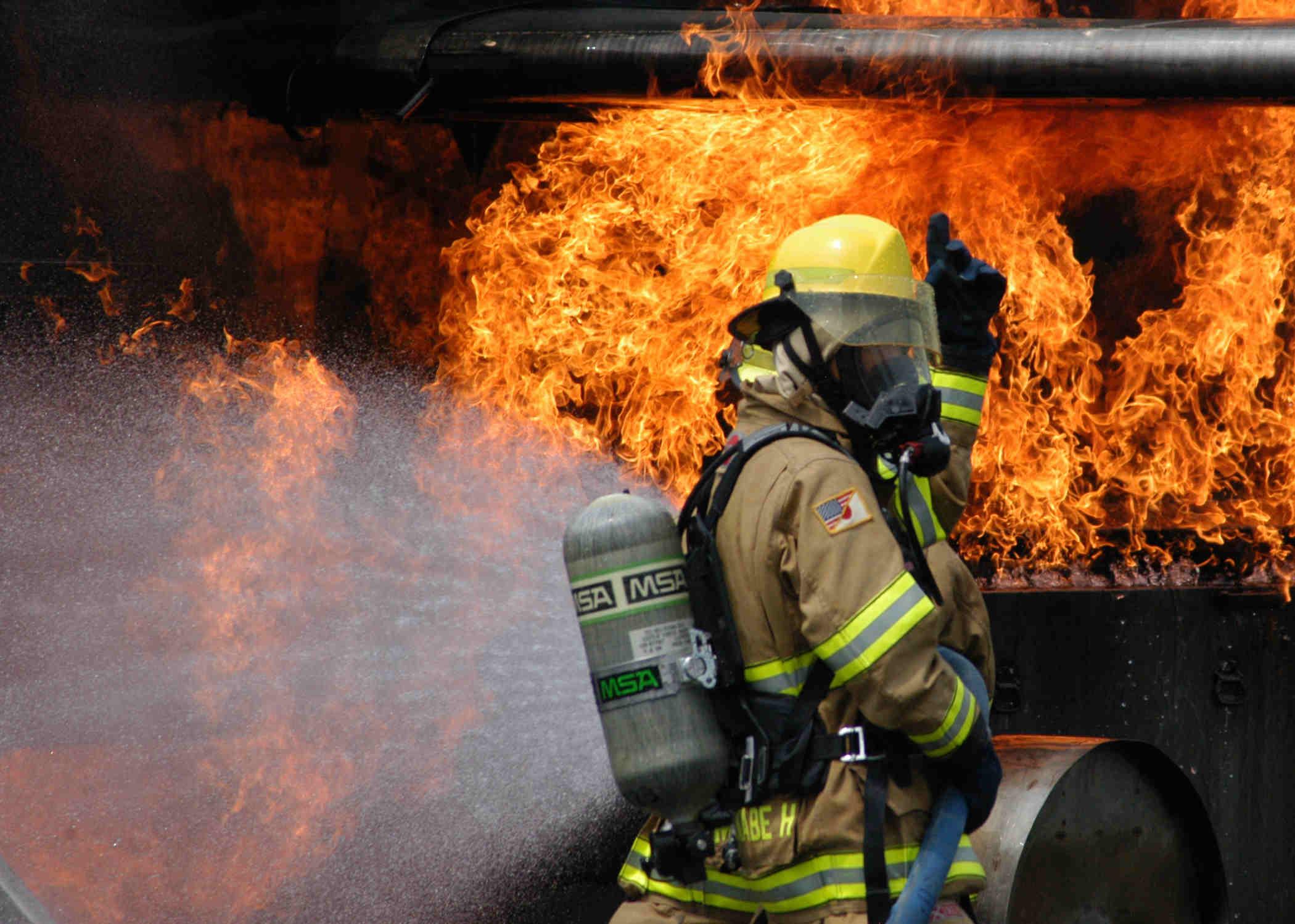 Firefighter blog sites