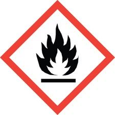 GHS Flame pictogram