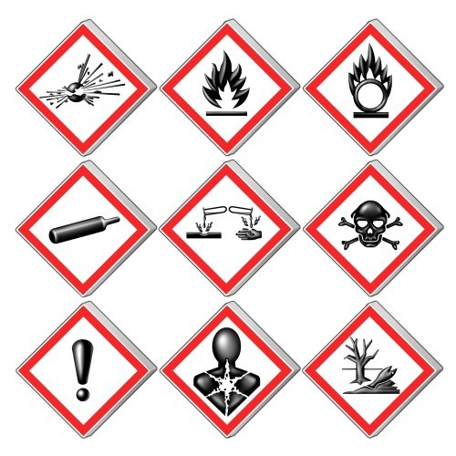 GHS Safety Updates