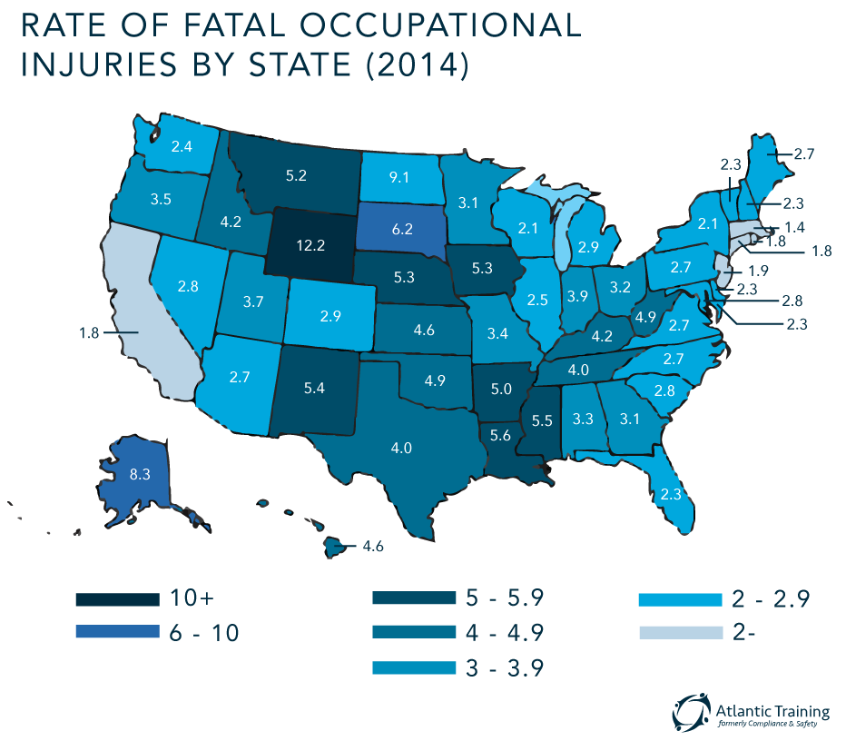 Rate-Fatal-Occupational-Injuries-by-State-2014