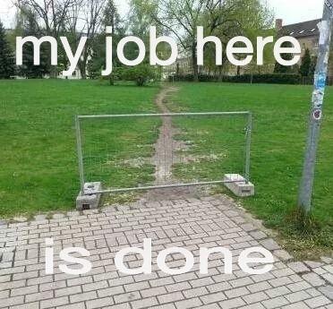 Not my Job 1
