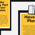 Workplace Safety Infographic: 8 Steps to a Safer Workplace