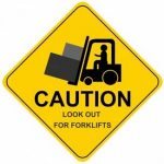 Forklift Safety Do's and Dont's Posters