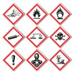 HAZCOM (GHS) Label Chart – Free Stock Photo