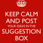 Have a suggestion for training you'd like to see on our blog?
