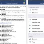 NIOSH creates app for measuring workplace noise exposure