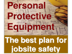 PPE Safety Equipment Hard Labor