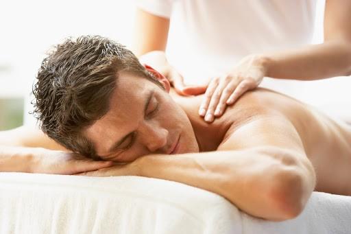 Massage- hard labor