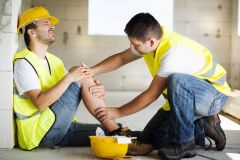 First Aid in Construction Environments Training Video Program