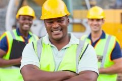 Safety Orientation in Construction Training Video and DVD Program