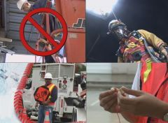 Construction Tailgate Training Video Program Package