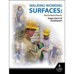 Walking-Working Surfaces: What Supervisors Need to Know - Pay Per View Training