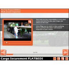 Cargo Securement FLATBEDS - Online Training