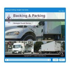 Backing & Parking: Straight Truck Series - Online Training Course