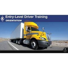 JJ Keller Entry-Level Driver Training Module 01: Orientation Training Video Program