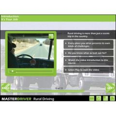 Master Driver: Rural Driving - Online Training
