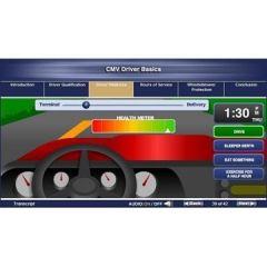 CMV Driver Basics for Entry-Level - Online Training