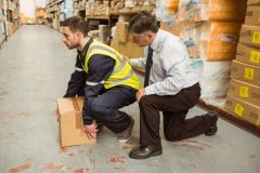 Lifting Safely in the Distribution Terminal Safety Training Video