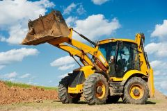 Backhoe Operations for Public Works Training Video and DVD Program