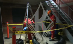 Confined Spaces: Entry Team Training - Construction Activities Training Video Program