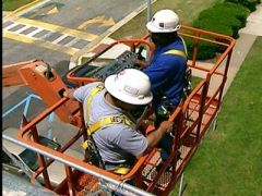 Boomlifts In Construction Training Video Program