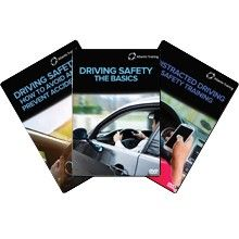 Driving Safety Training Video Program Package