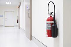 Fire Prevention in Healthcare Facilities Training Video Program