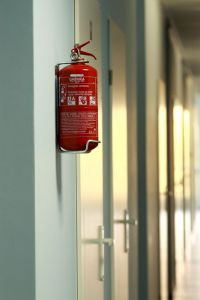 Fire Prevention in Healthcare Facilities Online