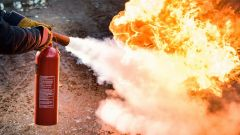 Using Fire Extinguishers Online Training Course