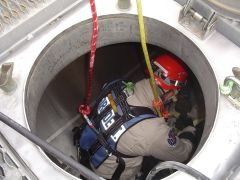 HAZWOPER Confined Space Entry Video and DVD Program