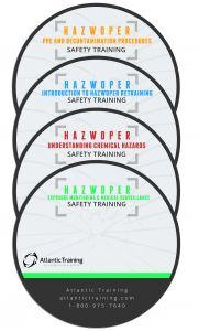 8-Hour HAZWOPER Refresher Training Video Program Package