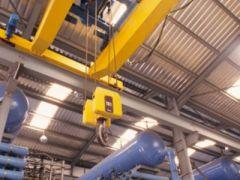 Indoor Cranes Safe Lifting Operations Training Video Program