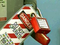 Lockout/Tagout An Open & Shut Case Training Video Program