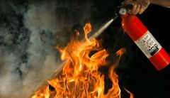 Fire Extinguishers: Putting Out The Fire Training Video Program