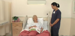 Infection Control in Long Term Care: Safe Work Practices Training Video Program