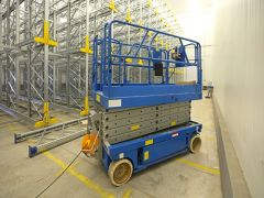 Scissor Lifts in Industrial and Construction Environments Training DVD and Video Program