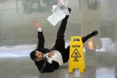 Slips Trips and Falls in Construction Environments Online Training Course