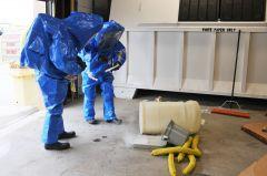 Hazardous Materials Spill - Clean Up Training Video
