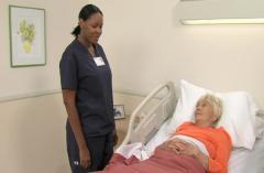 The Nursing Assistant: Transfer and Ambulation Skills Training Video Program