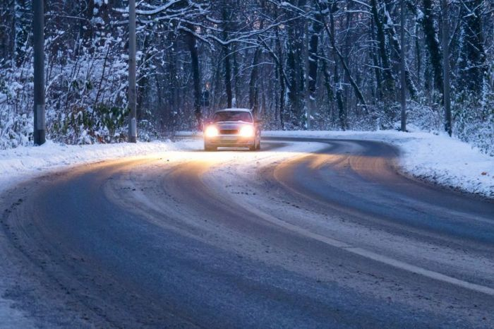 Winter Safety DVD and Video Program