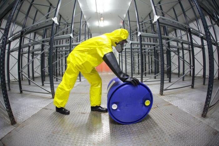 Dealing with Hazardous Spills Video and DVD Program