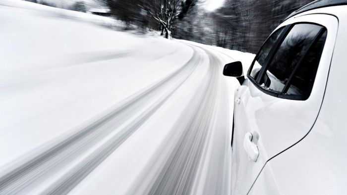 Winter Driving Safety Training DVD and Video Program
