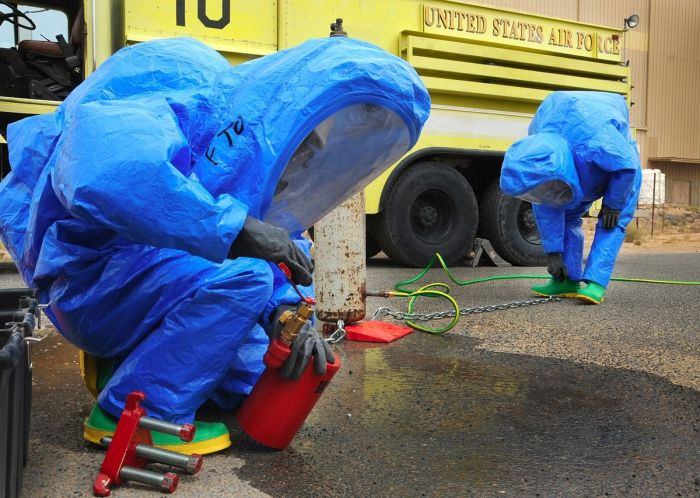 HAZWOPER Accidental Release Measures and Spill Cleanup Procedures Online Training