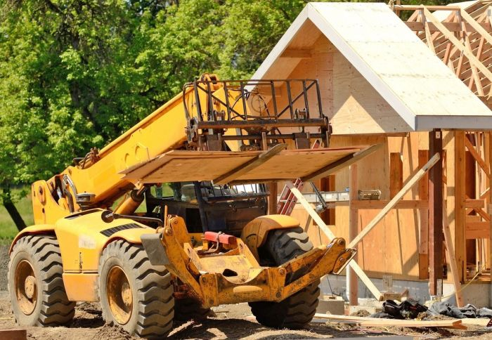Operating a Telehandler Safely Training Video and DVD Program