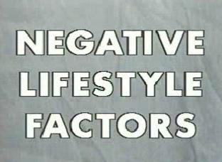 Knowing the risks associated with negative lifestyle practices.