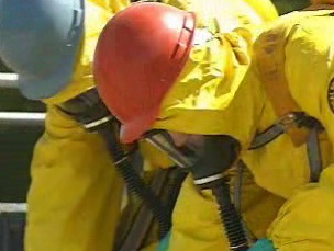 HAZWOPER training that is required for HAZMAT emergency response personnel.