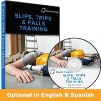 slips, trips, falls